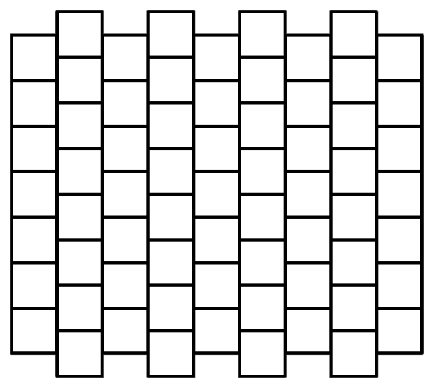 offset tile