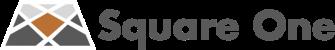 SquareOne logo dark